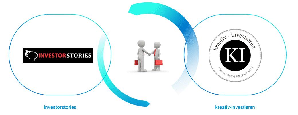 Befreundeter Blog Investor Stories