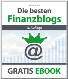 Die besten Finanzblog Buchcover