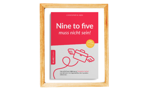 buchvorstellung nine to five muss nicht sein